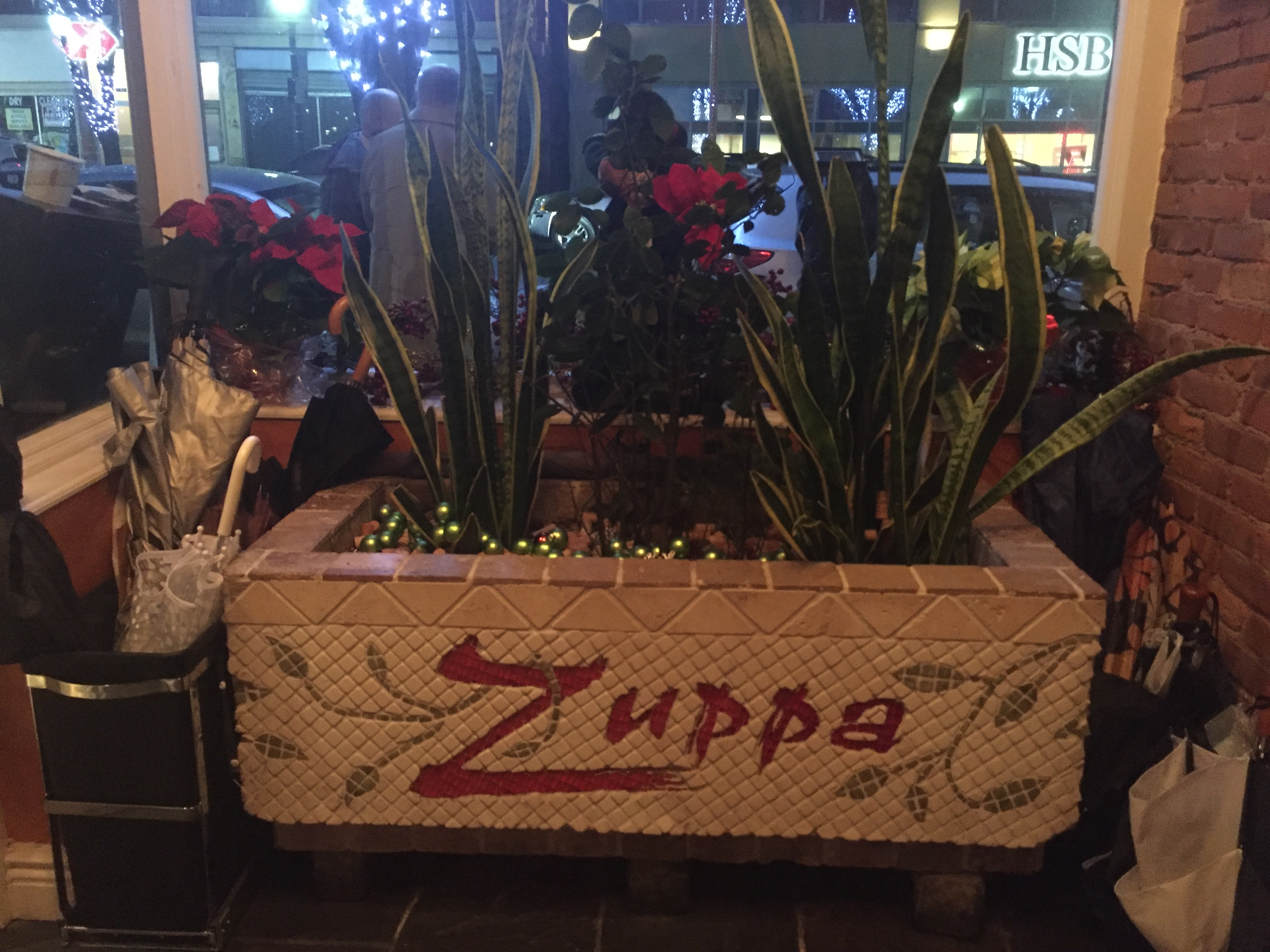 Thank you to one of our Sponsors, Zuppa Resturant & Lounge