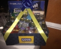 Goya Foods Basket Donation