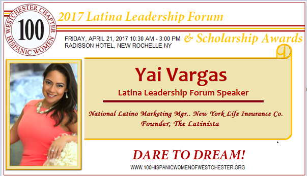 Latina Leadership Forum & Scholarship Award Event
